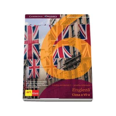 Limba moderna 1 - studiu INTENSIV. Engleza manual, pentru clasa a VI-a - Goldstein, Ben
