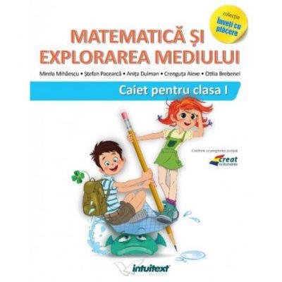 MEM - Clasa I - Caietul elevului (Varianta - Pițilă, Mihăilescu)
