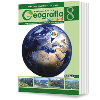 Geografie manual pentru clasa a VIII-a