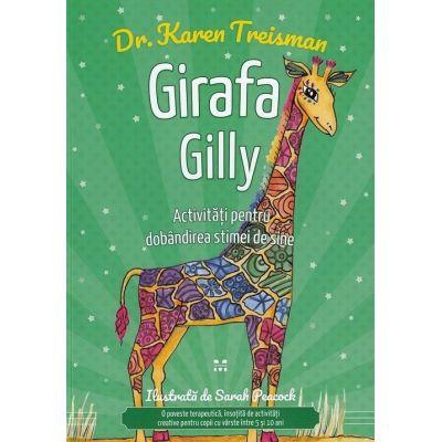 Girafa Gilly - activitati pentru dobandirea stimei de sine