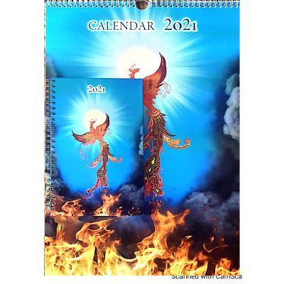 Pachet Calendar+Agenda Spirituala - Ovidiu Harbada