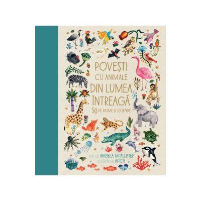 Povesti cu animale din lumea intreaga - Angela McAllister, Aitch
