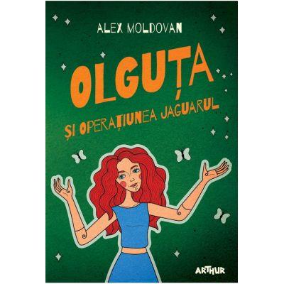 Olguța și Operațiunea Jaguarul - Alex Moldovan