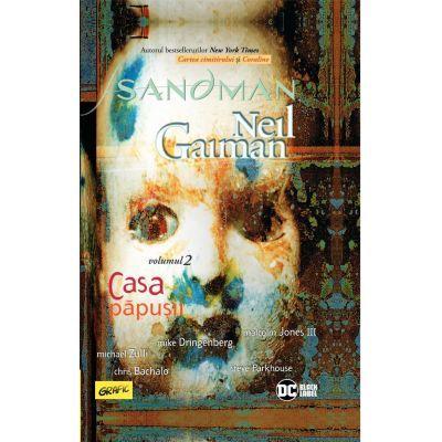 Sandman vol. 2. Casa papusii - Neil Gaiman