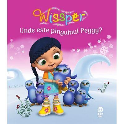 Unde este pinguinul Peggy? (seria Wissper)