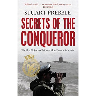 The Secrets of the Conqueror Stuart Prebble