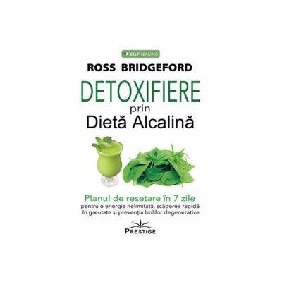 Detoxifiere prin Dieta Alcalina - Ross Bridgeford