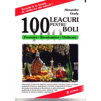 100 de leacuri pentru 100 de boli - Alexander Grady