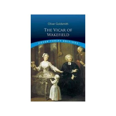 Vicar of Wakefield, Paperback by Goldsmith, Oliver, Acceptable Condition, Fre...