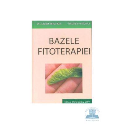 Bazele fitoterapiei - Scarlat Mihai Alin