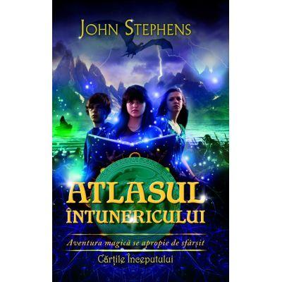 ATLASUL INTUNERICULUI - John Stephens