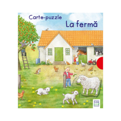Carte-puzzle La fermă