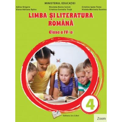 Limba și literatura română - manual clasa a IV-a