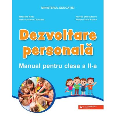 Dezvoltare personală. Manual pentru clasa a II-a