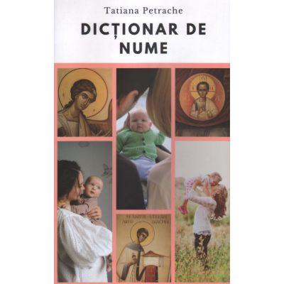 Dicționar de nume