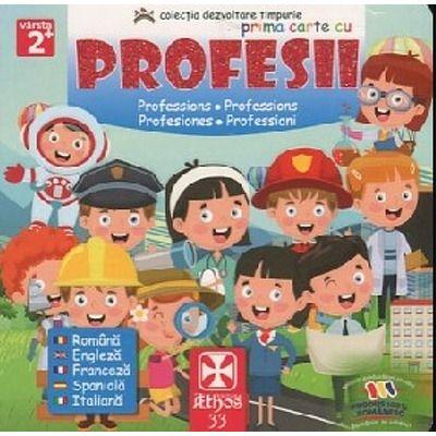 Prima carte cu Profesii