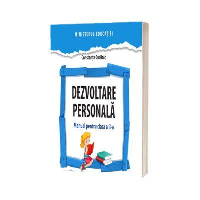 Dezvoltare personala, manual pentru clasa a II-a - Constanta Cuciinic